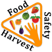 Food Safety Harvesting icon