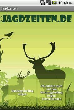 Jagdzeiten.de Testversion poster