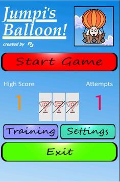 Jumpis Balloon poster