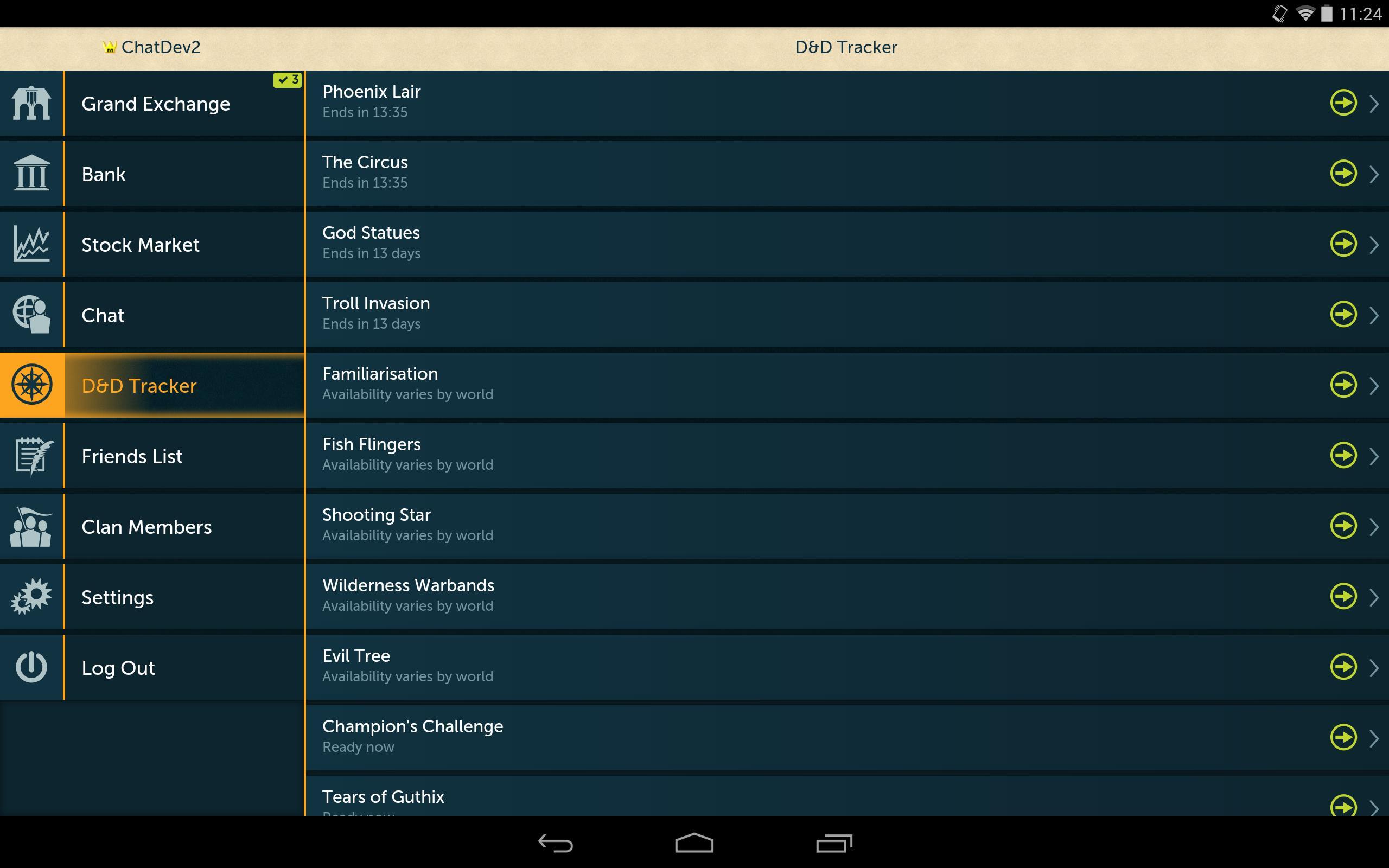 Runescape Companion For Android Apk Download