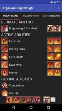 Elder Scrolls Online Builder screenshot 1
