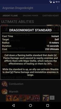Elder Scrolls Online Builder screenshot 2