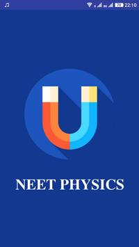 NEET 2018 PHYSICS poster