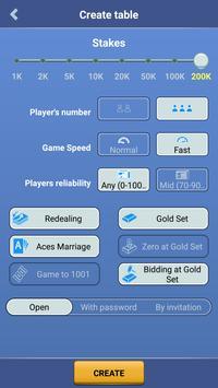 Thousand (1000) Online HD apk screenshot