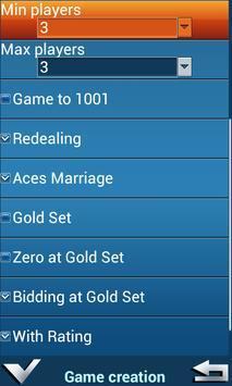 Thousand (1000) online apk screenshot