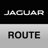 Jaguar InControl Route Planner icon