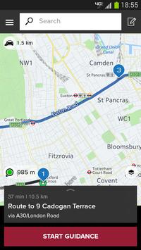 Jaguar InControl Route Planner apk screenshot