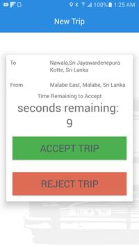 Jaguar Cabs Driver (Sri Lanka) screenshot 3