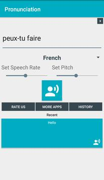 Pronunciation screenshot 2