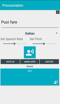 Pronunciation screenshot 3