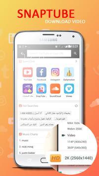 |Snap Tube| screenshot 2