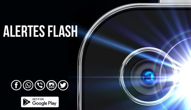 flash alerts notifaction poster
