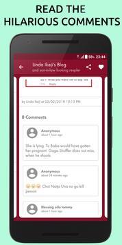 Linda Ikeji's Blog screenshot 4