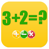 Fast Math for Kids icon