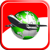 indonesia airlines icon