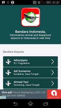 indonesia airlines poster