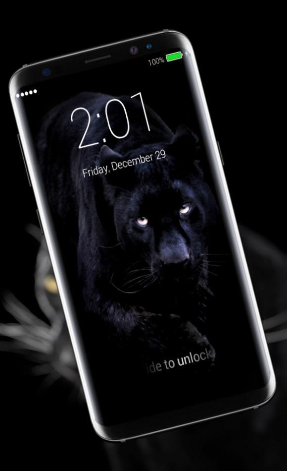 Black Panther Lock Screen for Android - APK Download