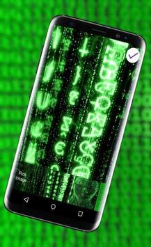 Matrix Lock Screen screenshot 8