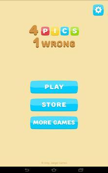 4 Pics 1 Wrong screenshot 6