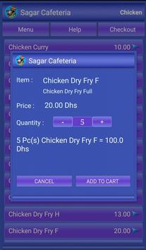 Sagar Cafe screenshot 3