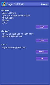 Sagar Cafe screenshot 6