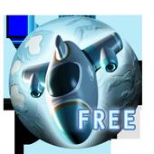 Planet invasion free icon