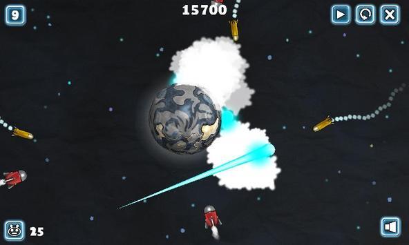 Planet invasion free apk screenshot