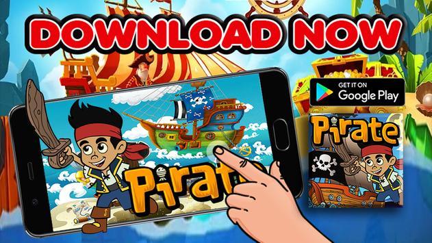 Jake The Amazing Pirates Adventure 2017 screenshot 2
