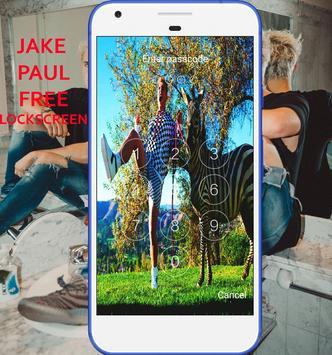 LockScreen For Jake Paul screenshot 5