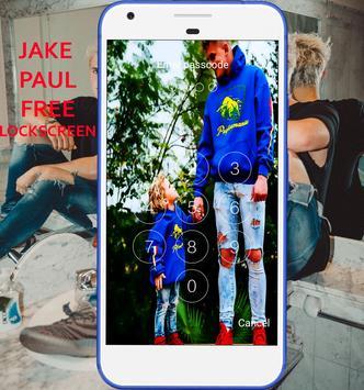 LockScreen For Jake Paul screenshot 6