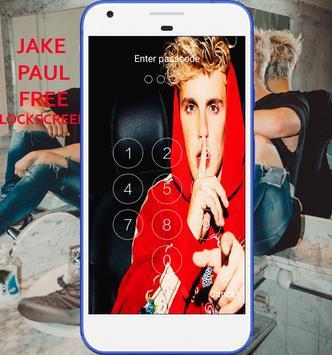 LockScreen For Jake Paul screenshot 2