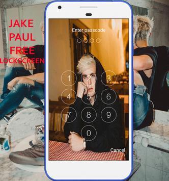 LockScreen For Jake Paul screenshot 3