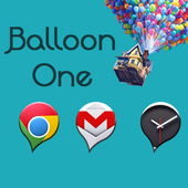 Balloon One - Icon Pack icon