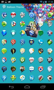 Balloon One - Icon Pack screenshot 2