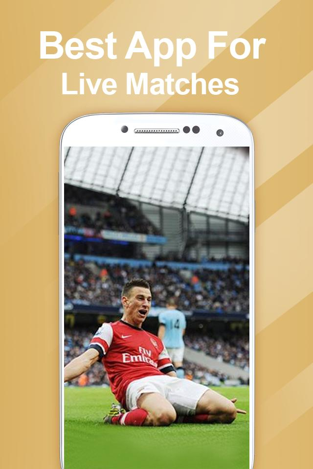 Live Football TV - Live HD Streaming for Android - APK Download