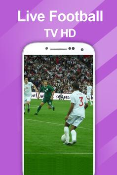 Schermata apk Live Football TV - Live HD Streaming