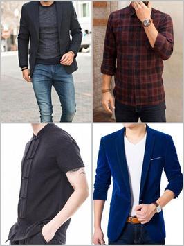 Men Simple Shirt Suit Fashion screenshot 5