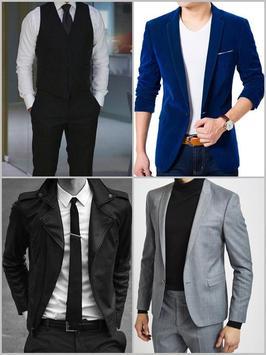 Men Simple Shirt Suit Fashion screenshot 2