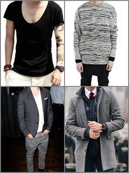 Street Fashion Men Swag Style apk screenshot