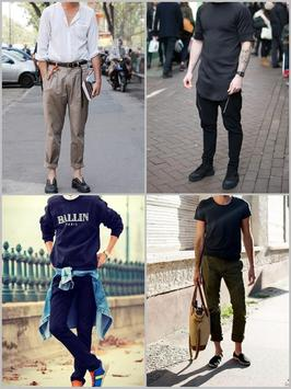 Street Fashion Men Swag Style screenshot 6