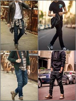 Street Fashion Men Swag Style poster