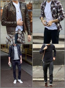 Street Fashion Men Swag Style screenshot 1