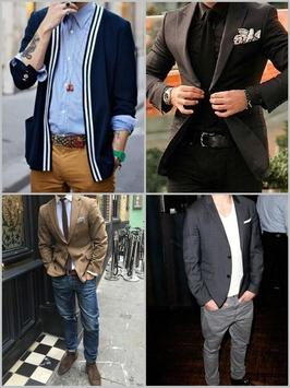 Street Fashion Men Swag Style screenshot 2