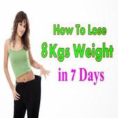 Lose Weight Fast  In 3 Weeks icon