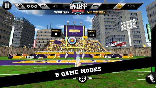 Action Shot Football apk screenshot