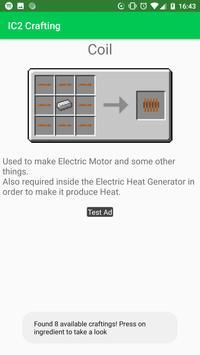 Industrialcraft 2 Crafting Guide screenshot 3