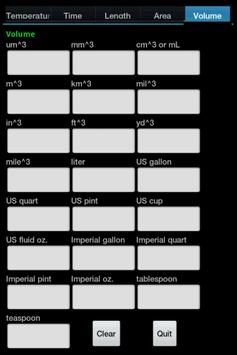 TempConv apk screenshot