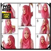 Tutorial Hijab Mudah icon