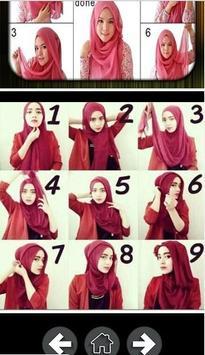 Tutorial Hijab Mudah screenshot 3
