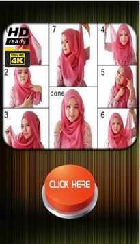 Tutorial Hijab Mudah poster